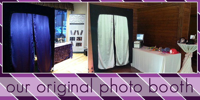 Original Wedding Photo Booth